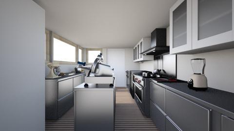 Aperoni20210526 - Modern - Kitchen  - by Beata19730910