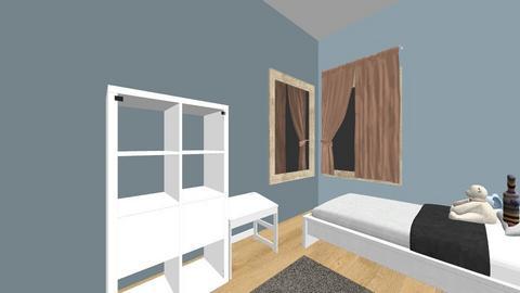 manana - Kids room  - by nunabg