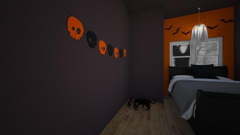 haunted bedroom - by 1062476scs