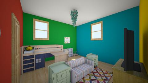 kids playroom - Minimal - Kids room  - by Kaylie Marlowe