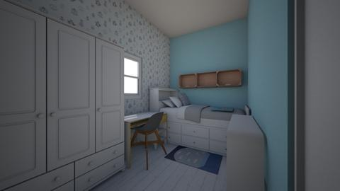 pacifico peque 2 - Kids room  - by Alisation