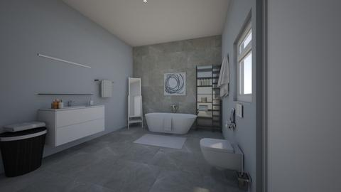 bathroom - Modern - Bathroom - by hannahlaing