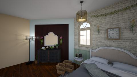 peepee - Living room - by lnsegura