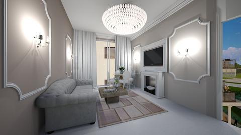 casa mansarda lux - by andramd
