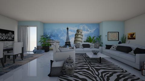Travel - Global - Living room  - by Irishrose58