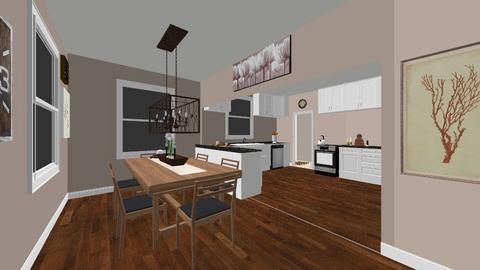 Simmon - Kitchen  - by Otaku Anime Weeb