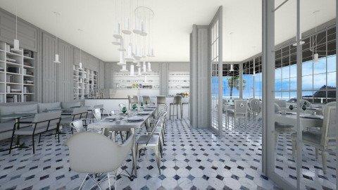 Bistro Restaurant  - Eclectic - by AlSudairy S