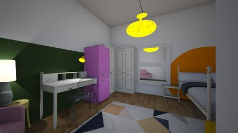random - Bedroom  - by mohm43