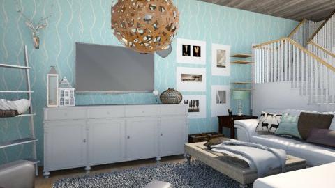 Moms Living Room - Living room  - by Kayla Russeau
