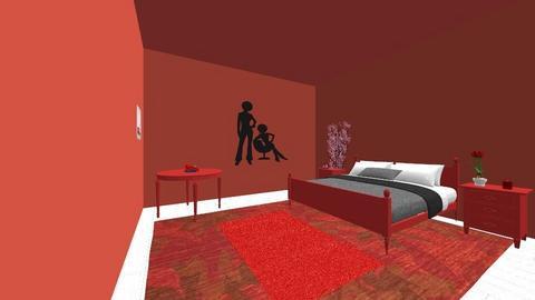 Cherry Bedroom - Bedroom  - by SMRiley