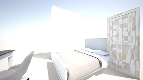 bedroom - by achavez186