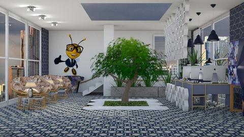 bee office - Office  - by nat mi