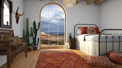 new mexico - Bedroom  - by anjaam