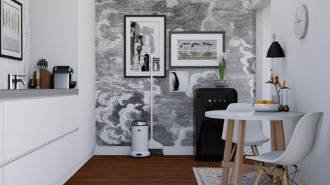 small modern kitchen - Modern - Kitchen - by HenkRetro1960
