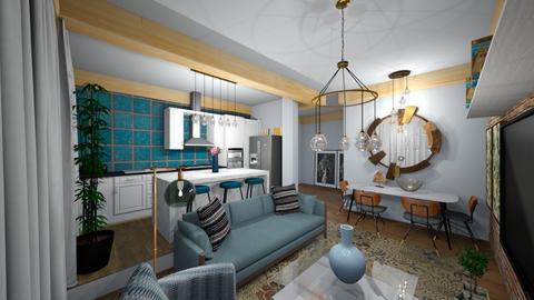 new - Modern - Living room  - by lamzoi