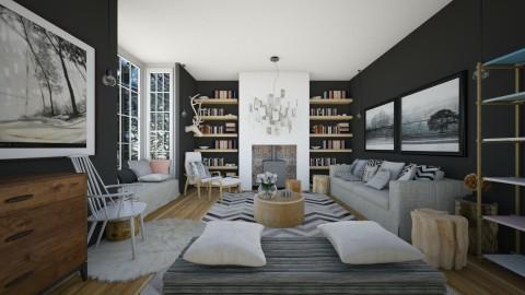 Partanen - Modern - Living room  - by camilla_saurus