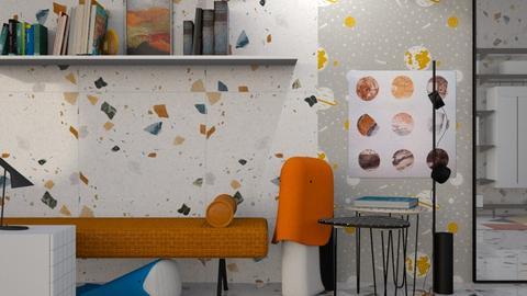 t o u c a n - Kids room  - by ashenswan