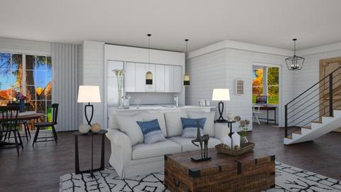elegant room - Country - Living room - by nuray kalkan
