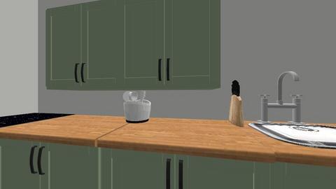 Allyssas Kitchen - Kitchen  - by FACSEMS