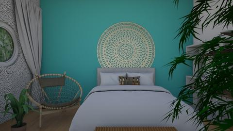 Boho chic - Classic - Bedroom  - by hannahelise