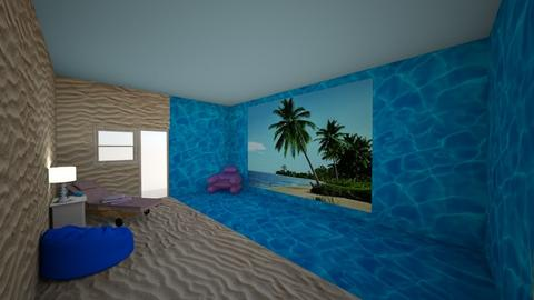 lets swim  - Global - Kids room - by Licorice123