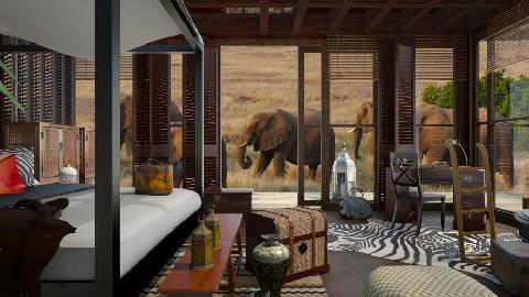 Africa - by Mum Dali