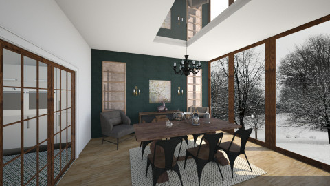 Dining room - Dining room  - by cath09