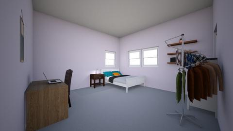 Lillis Bedroom - Minimal - Bedroom  - by andersonmr0221