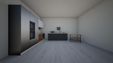 kitchen - Kitchen - by zamyra