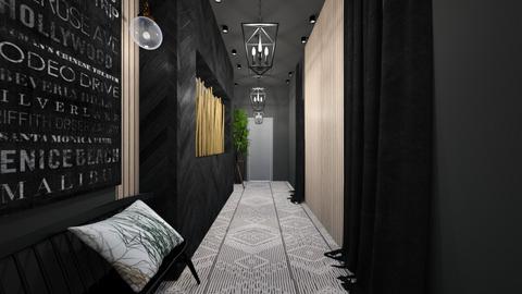 Welcoming Hallway - by nihalruttala