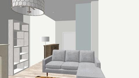 LIving Room Alternative 3 - Living room  - by Emmahawkins89