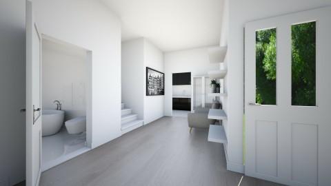 hall - Modern - Office  - by AnaCatarina