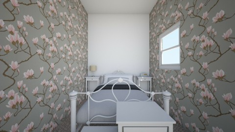 room 2 - Glamour - Bedroom - by amelie123