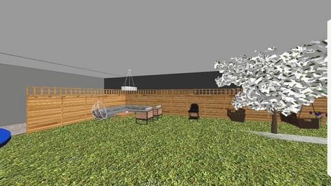 tuin voor een cijfer - Garden - by daphneopschool