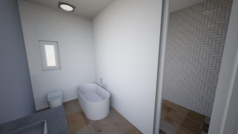 house bathroom 2 - Bathroom  - by griffin_mae