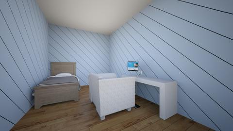 Bilal - Bedroom  - by kyjktrsyt