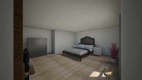 devrim bedroom - by Devrim_Gimo