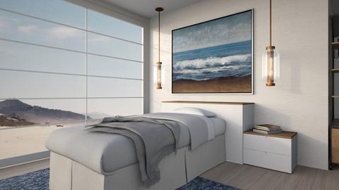 BeachBed - Bedroom  - by LaJuno98