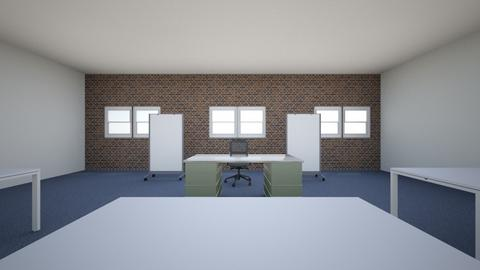 ux assignment 1 - Office  - by lis4351
