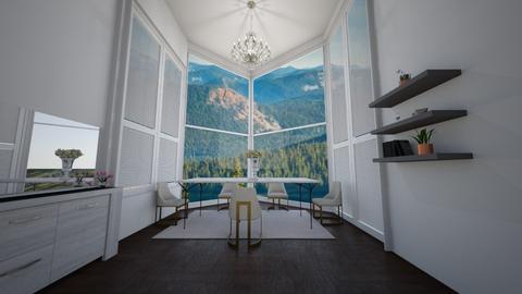 Luxury Dining Room - Modern - Dining room  - by Lulu12345678910