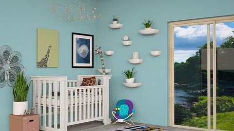 baby room - Kids room  - by AnxhelaN