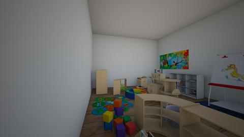 Csoportszoba - Kids room  - by brezoeszter