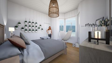 Gender Neutral Bedroom - Minimal - Bedroom  - by tcooney