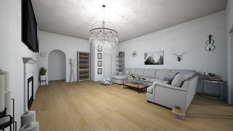 Interior D Living room - by DiamondMc