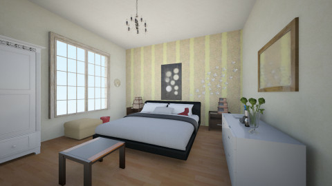 Brudan - Living room - by Bruna Bonadiman Morelato
