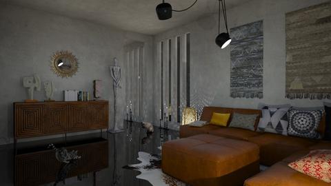 Modernist living room - Living room  - by RHD