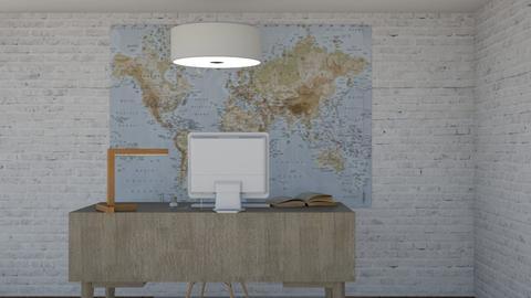 office - by sydneyjackson