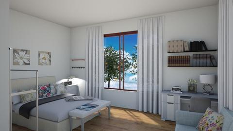 bedroom2 - Bedroom  - by zozo2020