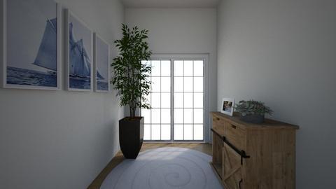 hallway - by Crocsrule2