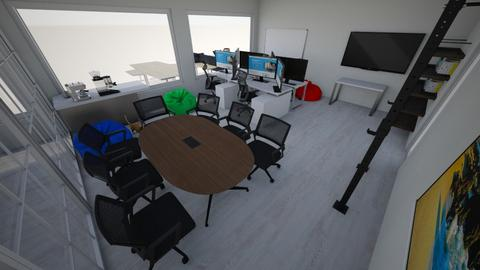 VR_12 - Modern - Office  - by of_po4ta